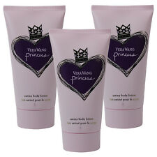 Princess by Vera Wang for Women Combo Pack: Body Lotion 7.5 oz. (3 x 2.5 oz.)