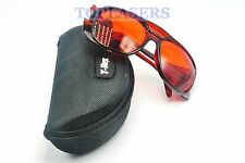 High Quality 532nm Green Laser Protection Goggles Safety Glasses OD+4 OD+5