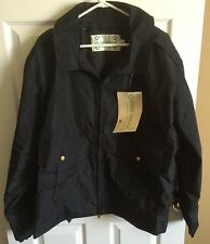 Quintessential Xl Security Police Uniform Jacket Horace Small Apparel New Black