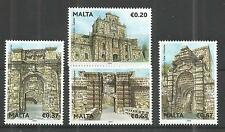 MALTA 2012 TREASURES OF MALTA SG,1822-1825 UM/M NH LOT 1061A