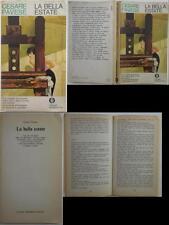 J 8052 LIBRO LA BELLA ESTATE DI CESARE PAVESE 1973