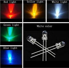 KIT 10 pezzi LED diametro 5 mm alta luminosità 5 colori