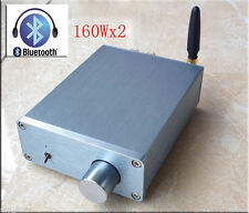 Finished BL20A TDA7498E Power amplifier Bluetooth 160W+160W HL-43