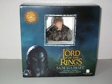 LORD OF THE RINGS - SAMEWISE GAMGEE Bust  - Gentle Giant