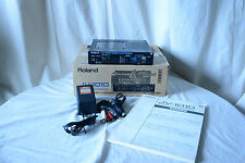 Roland JV-1010 64Voice Synth MIDI sound module session onboard sr-jv80-09 w/ box