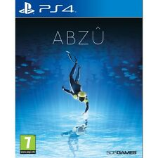 Abzu PS4 game brand new