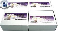 SAFE: 100 Münzkapseln 32,5 mm z.B. für Deutschland 10 DM und Euro sowie 20 Euro