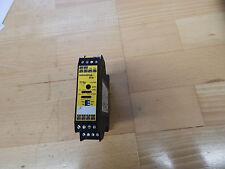Bihl + Wiedemann BWU2173 ID-No. 15498  AS-i Safty Relay Output Module
