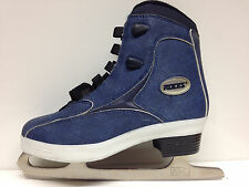 Roces RFG Jeans Sneak blau Eiskunstlauf  Freizeit Gr. 37 Schlittschuh Iceskate