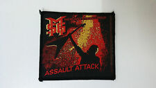 The Michael Schenker Group Assault Attack RARE group music patch Sew On