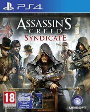 Assassin's Creed Syndicate (ps4) Nuevo Sellado Playstation 4
