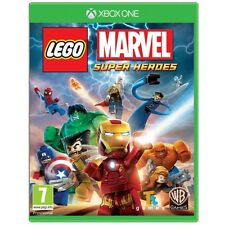 Lego Marvel Super Heroes Game XBOX One Brand New