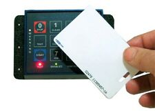 10Pcs 125Khz RFID Cards With HOLE For Time Attendance Access Control Systems 846