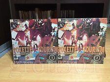 Roxette Tourism Volume 1,2 Unofficial RARE BL 1011/BL 1012 Vinyl LP SET