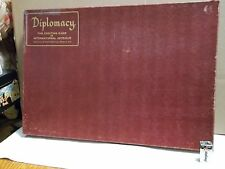 """Complete 1971 """" DIPLOMACY """" International Intrigue Board Game Very Good Conditio"""