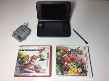 Nintendo 3DS XL ~ Mario Kart/ Super Smash Bundle