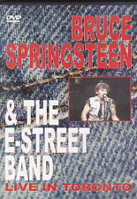 Bruce Springsteen-Live In Toronto music DVD