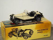 Alfa Romeo GS Zagato van Politoys 532 Italy 1:43 in Box *26698