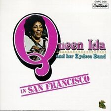 In San Francisco [Queen Ida & Her Zydeco Band] New CD