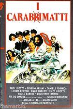 I carabbimatti (1981) VHS  3B Magnum Video 1a Ed. - Andy Luotto