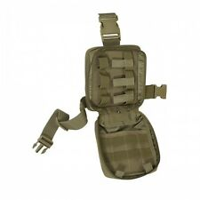 Voodoo Tactical Drop Leg First Aid Pouch Medic EMT EMS First Responders Molle OD