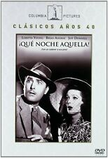 A NIGHT TO REMEMBER (1943) **DVD R2** Loretta Young, Brian Aherne,