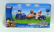 Nickelodeon Paw Patrol Racers Team Pack Chase Zuma Ryder