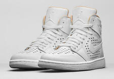 NIKE AIR JORDAN 1 RETRO HI SZ 11 WHITE VACHETTA TAN ENGINEERED PERF 845018-142