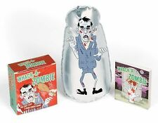 NEW Whack-A-Zombie: You Can't Keep a Good Zombie Down! [With Inflatable Zombie]