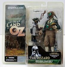 McFarlane Monsters Series 2 - Twisted Land of Oz - The Wizard Action Figure