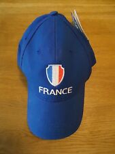 FRANCE [ EURO 2012 POLAND- UKRAINE ] BASEBALL CAP.