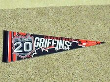 Grand Rapids Griffins (American Hockey League) 20th anniversary season pennant