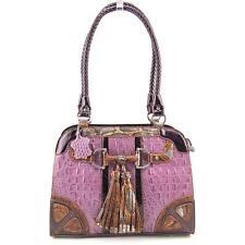 Madi Claire 4742 Women Purple Shoulder Bag
