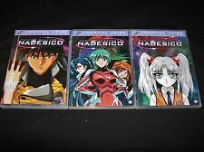 Martian Successor Nadesico: Complete Collection (6 DVD Anime Set)