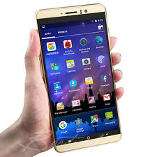 """Unlocked 6.0"""" Android 5.1 Smartphone Quad Core 2SIM Cell Phone AT&T 3G Net10 GPS"""