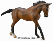 THOROUGHBRED MARE BAY CollectA # 89578 (88634) Race Horse Replica  1:12 scale