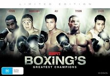 ESPN: Boxing's Greatest Champions (Limited Edition) NEW R4 DVD