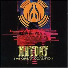 Mayday-The Great Coalition (1995) Members of Mayday, DJ Dick, Marusha, .. [2 CD]