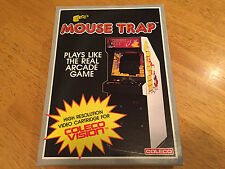 MOUSE TRAP -- for COLECOVISION Video Game System NEW & SEALED -- NOS -- NIB
