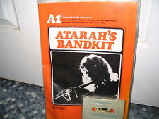ATARAH'S BANDKIT CASSETTE & BOOK COURSE FOR 5 TO 10 YEAR OLDS NEW
