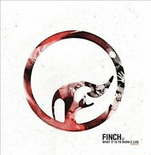 What It Is to Burn - X [CD/DVD] by Finch (United States) (CD, Feb-2014, 2...