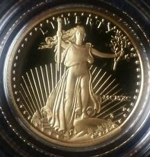 2002 $5 Proof 1/10 oz Gold American Eagle NGC MS69