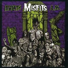 Earth A.D. - Misfits (1996, CD NEUF)