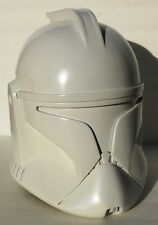 "Star Wars AOTC Ep 2 1:1 Scale CLONE TROOPER Resin Kit Helmet ""B"" Cast"