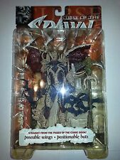 McFARLANE TOYS: CURSE of the SPAWN 2 with POSABLE WINGS