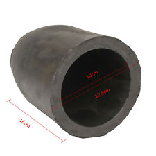 5kg Casting Clay Graphite Crucibles Refining Melting Copper Aluminium Brass
