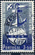 PORTUGAL 3 ANS DE L'OTAN N° 761 AVEC OBLITERATION