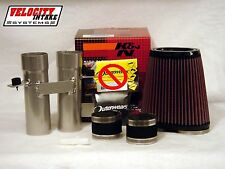 Raptor 660r Velocity Intake Kit with K&N Performance Air Filter RU-4710 660