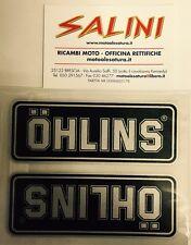 Adesivo OHLINS   ( coppia )