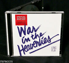 HOSANNA MUSIC War In The Heavenlies 1991 CD PRAISE WORSHIP RARE LONG PLAY